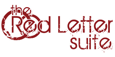 The Red Letter Suite Logo